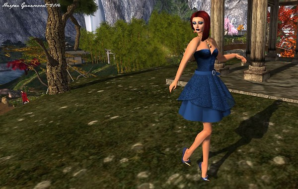 Prism Carolina cocktail dress