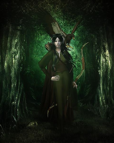 .:°El - La rosa di Shaerrawedd. Mi sono punto. Non è niente. Soltanto sangue. Il sangue degli elfi°:.