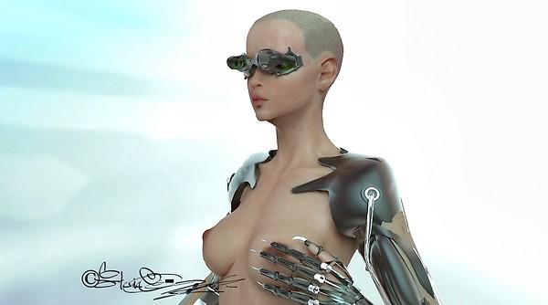 Cyborg Droid.......