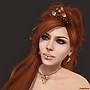 Jewelry Fair 2014 - Velvet Whip - Calla Parure