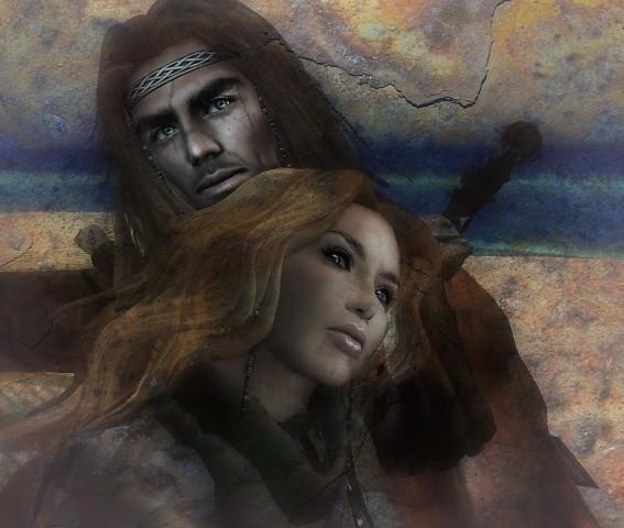 Amar and I