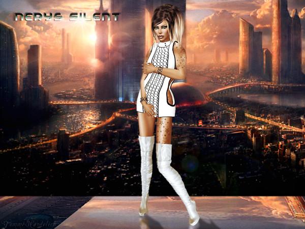 Sci Fi - City