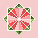 geometric.flower