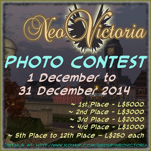 NeoVictoria 2014 Photo Contest 512x512