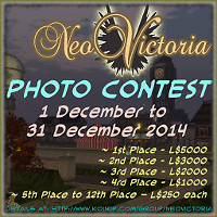 NeoVictoria 2014 Photo Contest 200x200