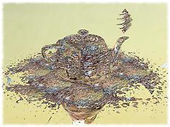 A Pot Of Tea by Robert William Service