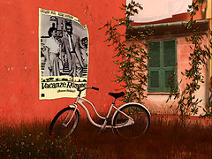 A bicyclette by Yves Montand