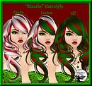 Klasike Hairstyle in 3 Holiday colors