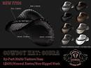 Cowboy Hat COBRA - New Product Release Notice/POP Display Slides