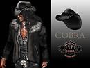 Cowboy Hat COBRA - Modeled POP Slide #2