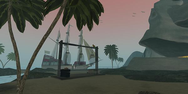 dec 1 the cove & ship