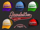 GC Trucker Cap V2 - Variations for GC Athletic Tail Logo Slide/Supporting POP Slide