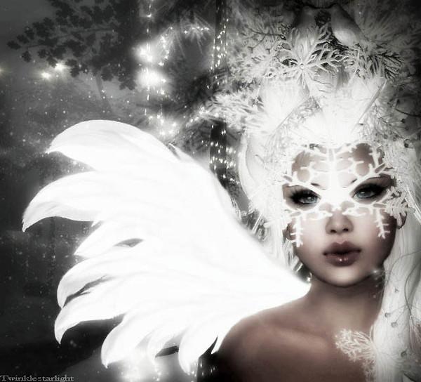 Soft Snow Fairy