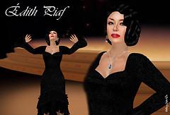Show Moulin Rouge-Edith Piaf