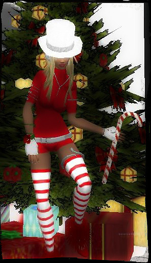 Xmas, outfit made by me
