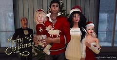 MacMoragh Family Christmas 201