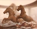 La légende du cheval blanc by Claude Léveillé