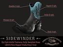 Ankle Cowboy Boots Sidewinder - Release Notice/POP Slides