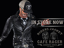 Riders Jacket: Cafe Racer - POP Cover Slide Replacements