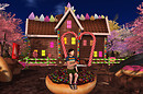 Fry's Toothsome Delight - machinima film set inworld
