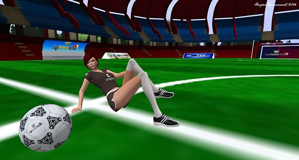 On the Pitch