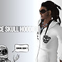 GC Space Skull Hoodie Concept Board