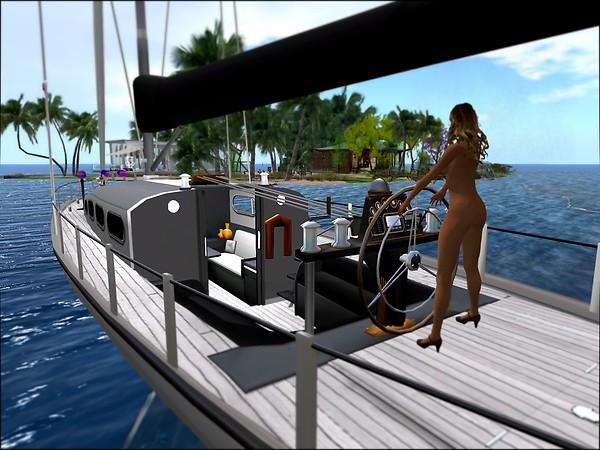 Journey - Don't Stop Luxury Yacht 5