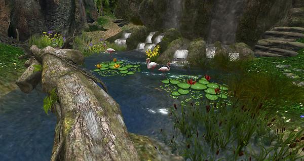 Daydream Waterfall