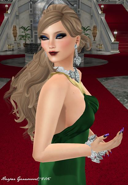 My Oscar Gown