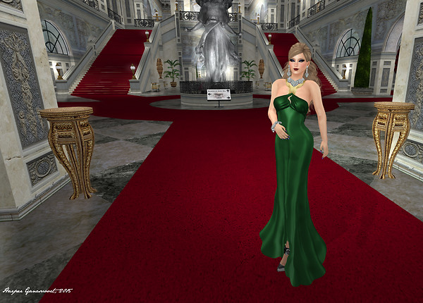 My Oscar Gown