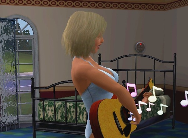 sim guitar  Fashion 2  By going beyond this point