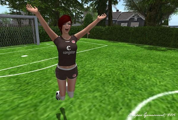 Soccer's starting!