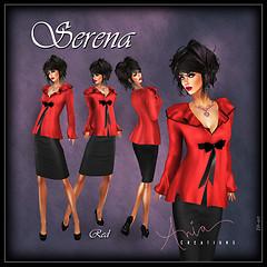 Ania vendor RED - 3
