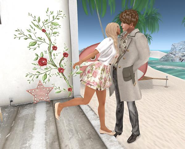 Spring Vacation - Kiss me