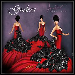 Godess-Red