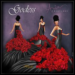 Godess-Black