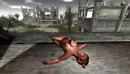Nude in ruins 010