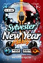Poster NewYear Sylvester