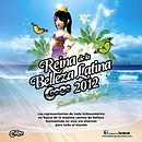 Afiche Miss Reina Latina 2012