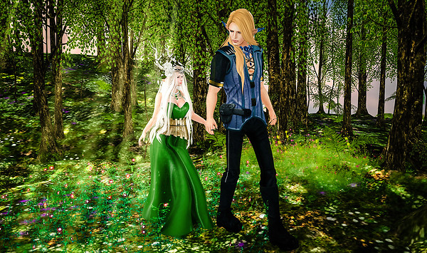 Into the Forest II(lots of aisling/we <3 RP used)