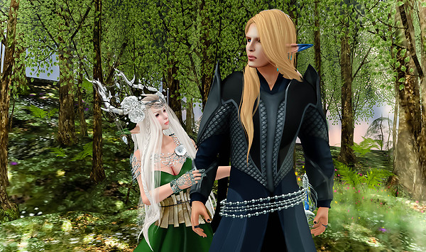 Into the Forest I(lots of aisling/we <3 RP used)