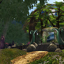 entrance to the moongarden arwynd