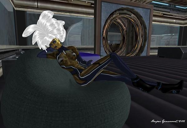Interstellar Temptress