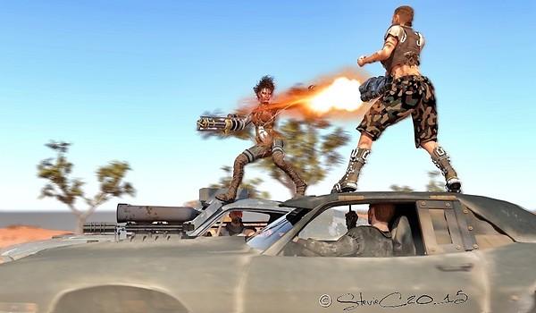 Mad Max Fury Road Teaser.....