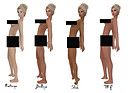 Four body comparison
