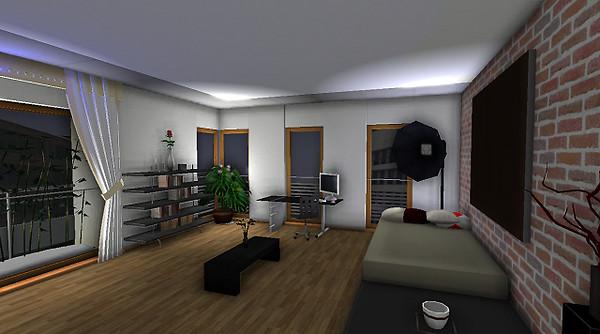 Home virtual home! Humble abode