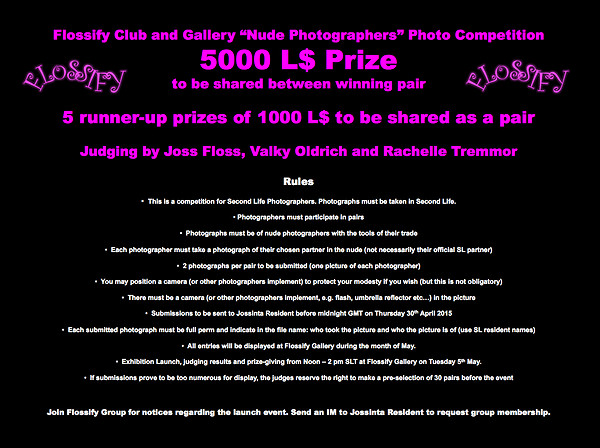 Flossify Photography Competition