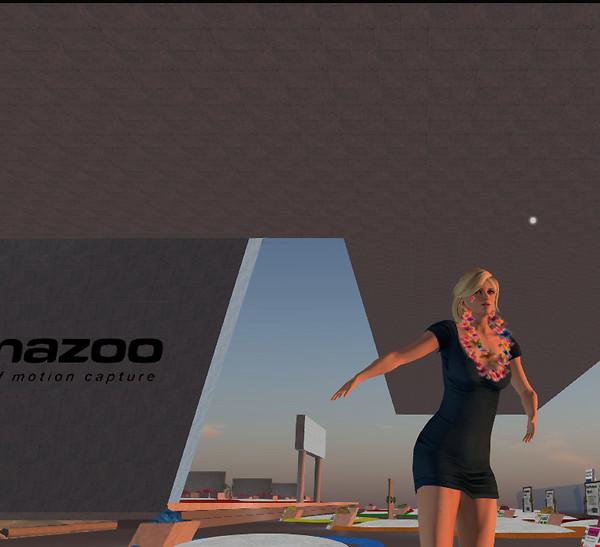 dance motion capture2