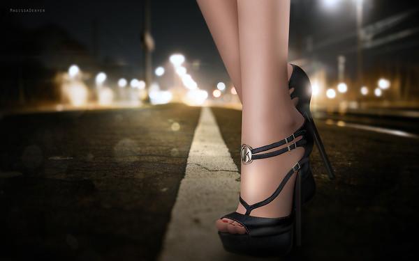 Glamistry - AMARYLLIS Heels
