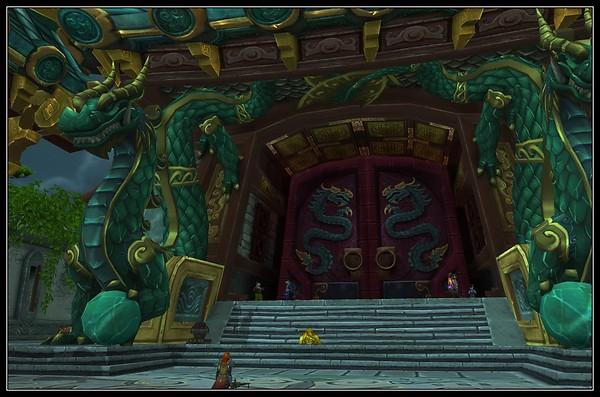 Pandaria - Jade Dragon Temple